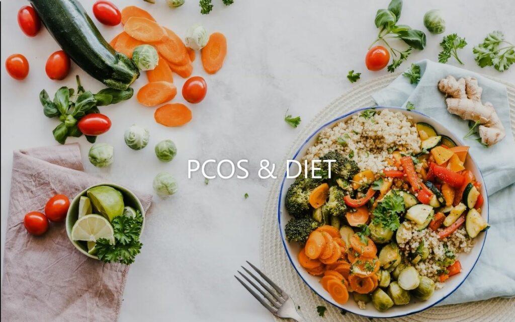 Πολυκυστικές Ωοθήκες & Διατροφή