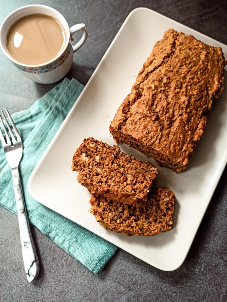 Πανεύκολο vegan κέικ μήλο-καρότο χωρίς ζάχαρη | nutrition home